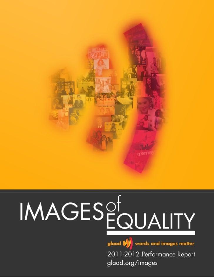 Glaad imagesofequality
