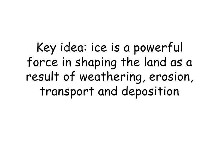 Glaciation 3
