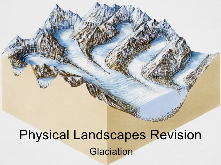 Glaciation with typical questions