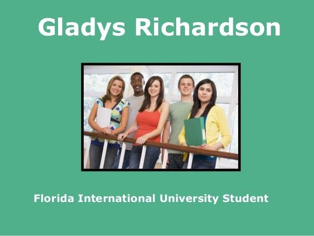 Gladys richardson