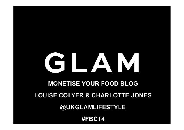 What Does Monetising Really Mean, brought to you by Glam Media #FBC14