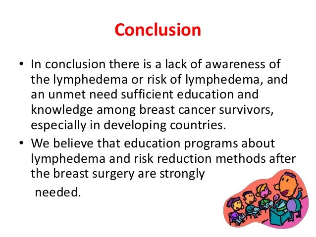 Conclusion breast cancer photos