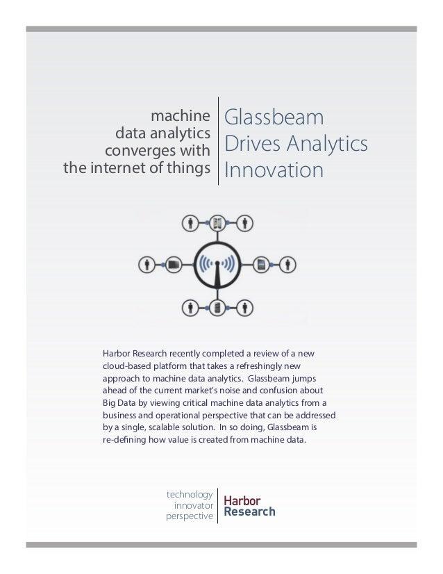 Glassbeam Drives Analytics Innovation
