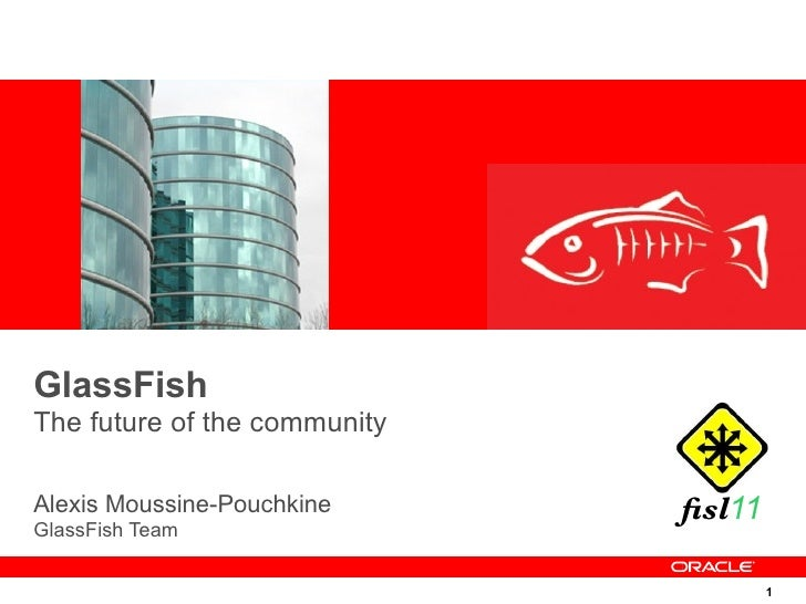 GlassFish Community - FISL 2010