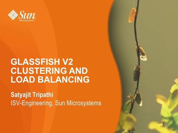 GlassFish v2 Clustering