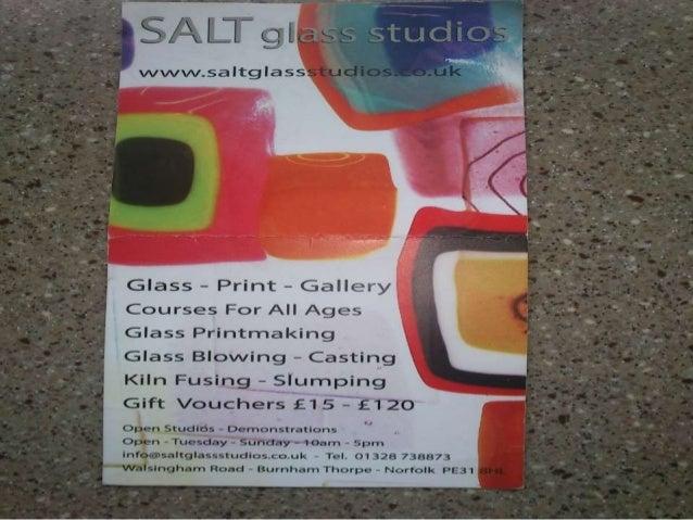 Glass Norwich 2014