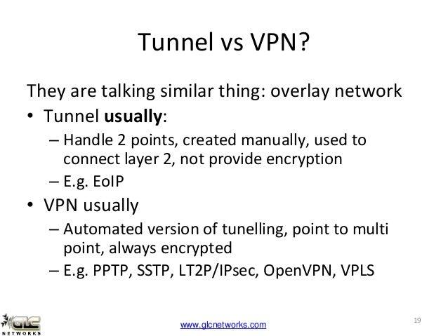 Web page access vpn