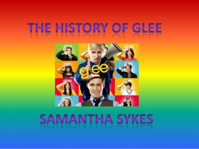 All About Glee