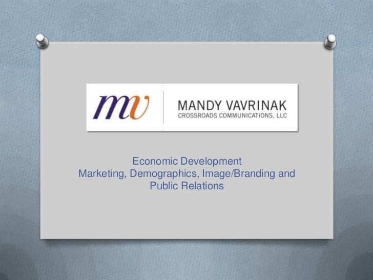 Mandy Vavrinak - What I Do