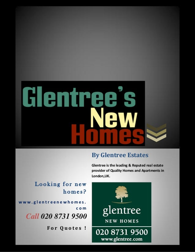 By Glentree Estates                        Glentree is the leading & Reputed real estate                        provider o...