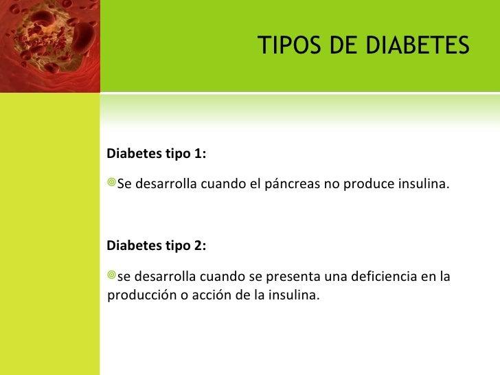 Glicemia elevada y diabetes