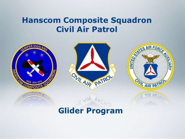 CAP Glider Program