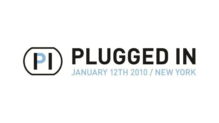 Gliider - PluggedIn NYC011210
