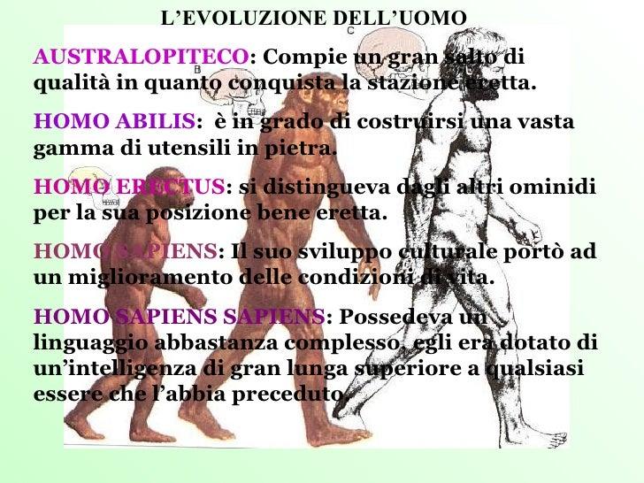 Copy Of Uomini Primitivi Lessons Tes Teach