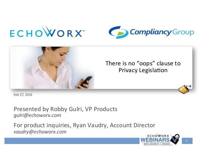 Health Data Encryption: The Seven Principals of Privacy