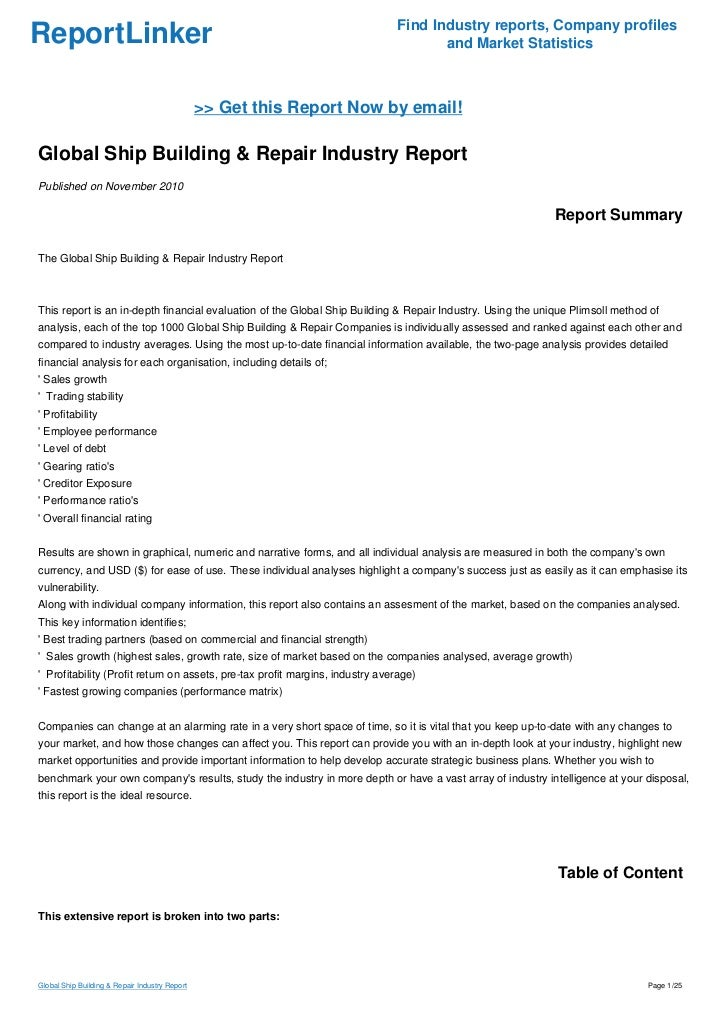 global ship building essay Photo essays: videos through the a new shipbuilding 'magnet' from asean to to seize the opportunities in the global shipbuilding industry but also noted the.