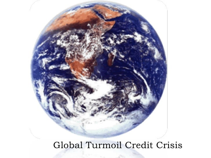 Global Turmoil