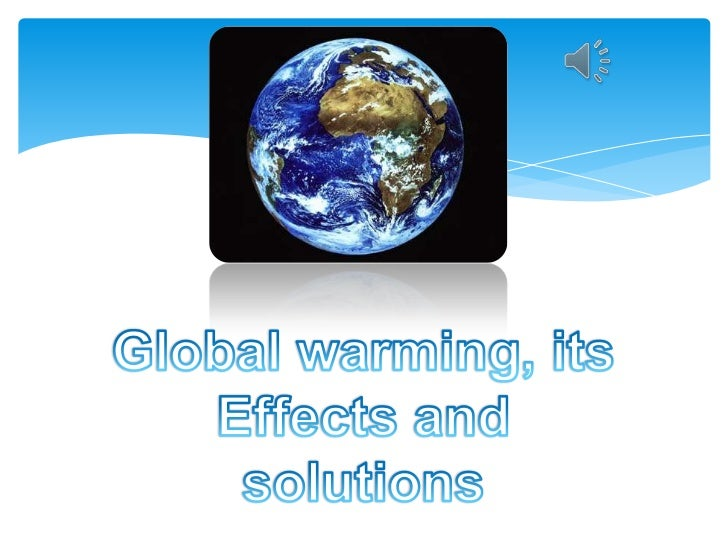 ContentIntroductionGlobalization and Global warmingFactors leading to Global warmingAverage temperaturesThe green house ef...