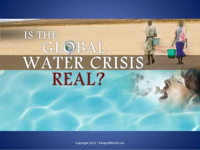 Is The Global Water Crisis Real? - Facts & Infographic PDF