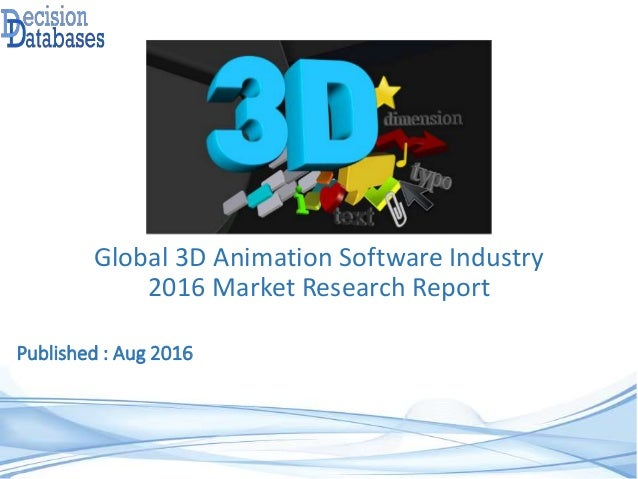 3d animation research papers
