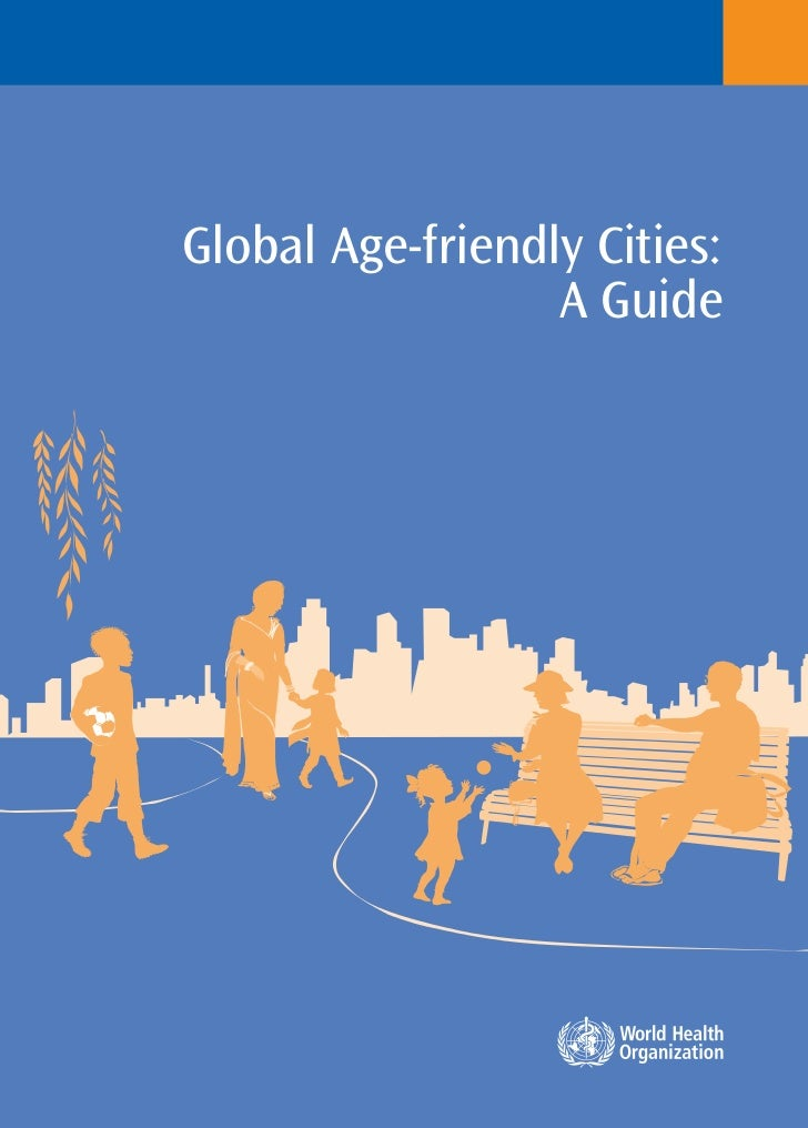 Global Age Friendly Cities Guide English