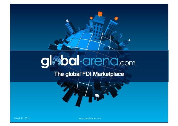 Global Arena Online Presentation V1.1 23032010