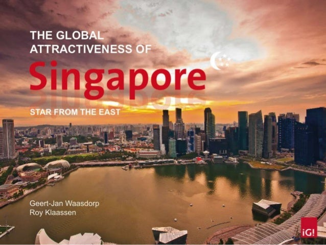 Geographic perspective of Singapore