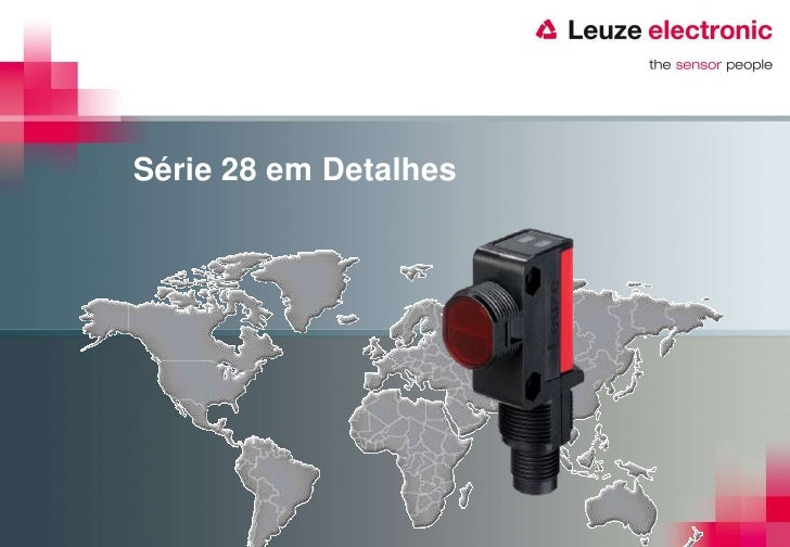 Sensor globalBEAM série 28