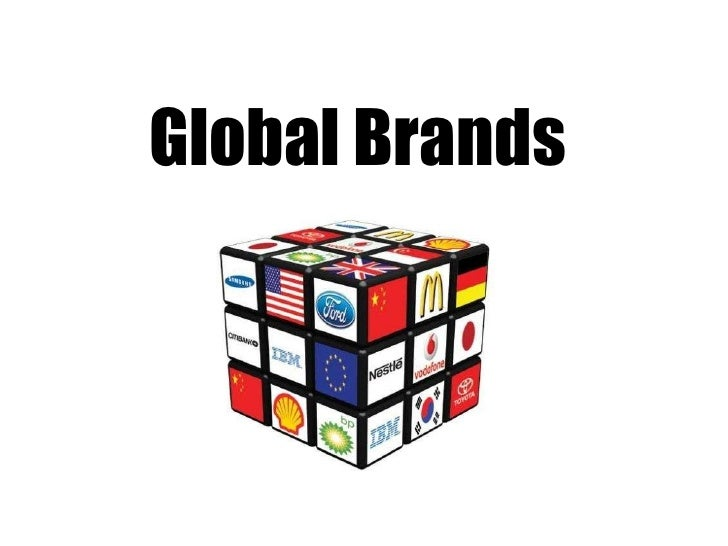 Global brands 2009