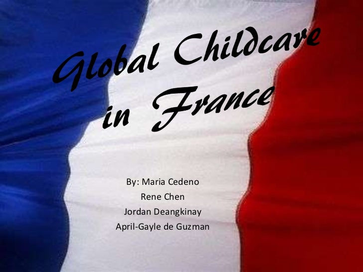 Global childcare in france (1)
