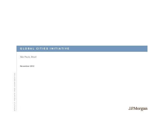 Aod Cunha   Economic Analysis of Brazil & Sao Paulo   Global Cities Initiative