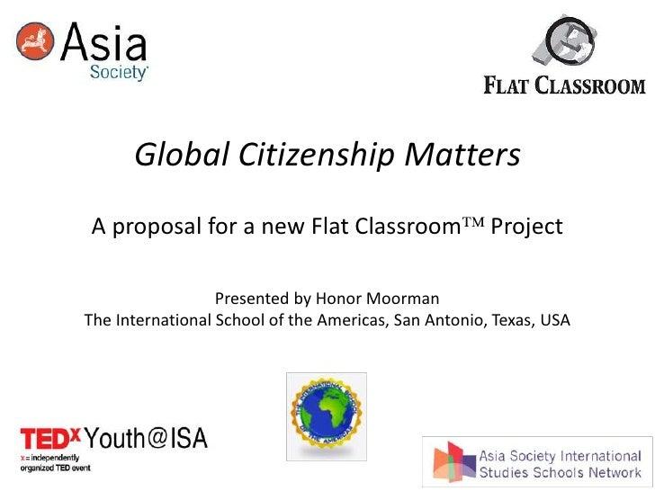 Global Citizenship Matters