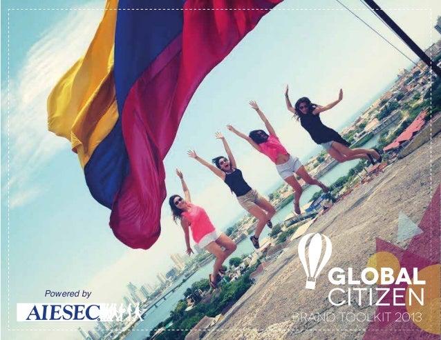 Global Citizen Brand Toolkit
