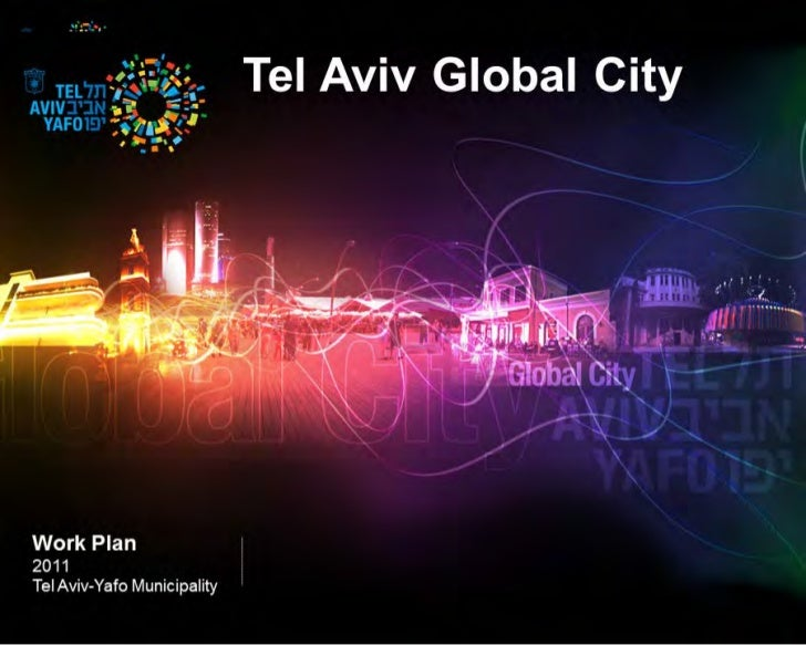 Global city - Tel Aviv Master Plan