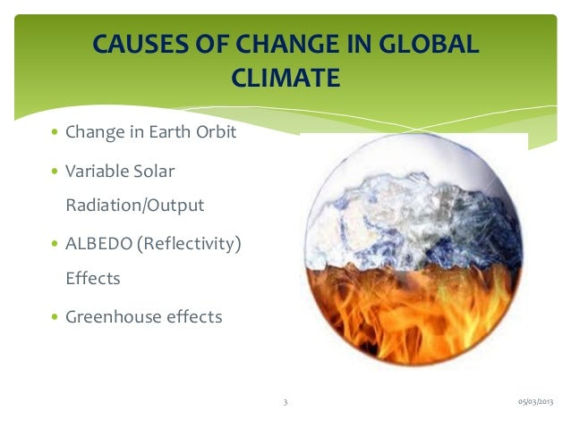 glabalization and climate change