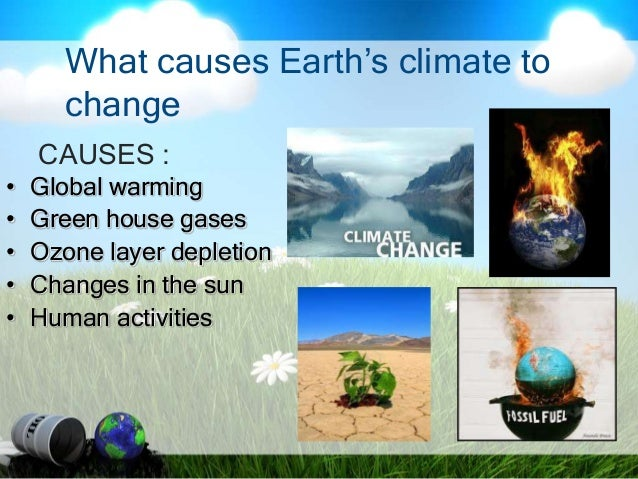 causes of climate change essay paper Climate change essay the topic of climate change comprises a wide variety of subtopics according to supposed causes of climatic changes and.