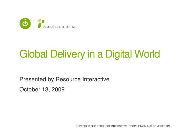iCitizen Webinar Series: Go Global
