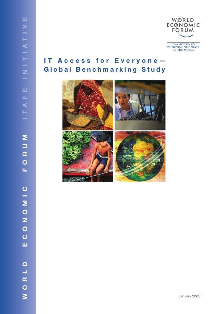 Global Digital Inclusion Benchmarking Study