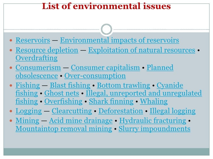 modern environmental issues fracking essay
