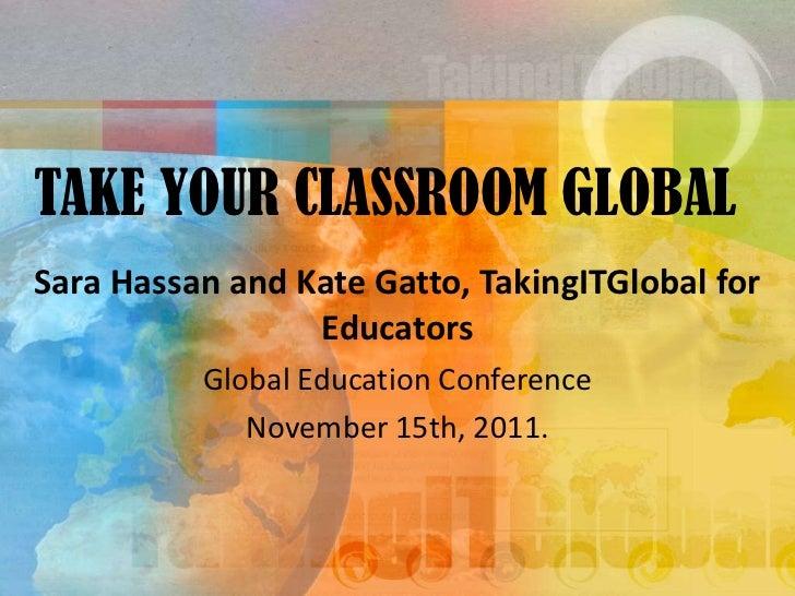 Global ed con tig   ti ged 2011