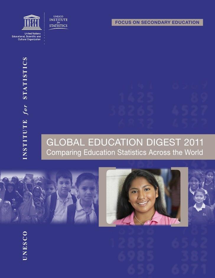 Global education digest_2011_en