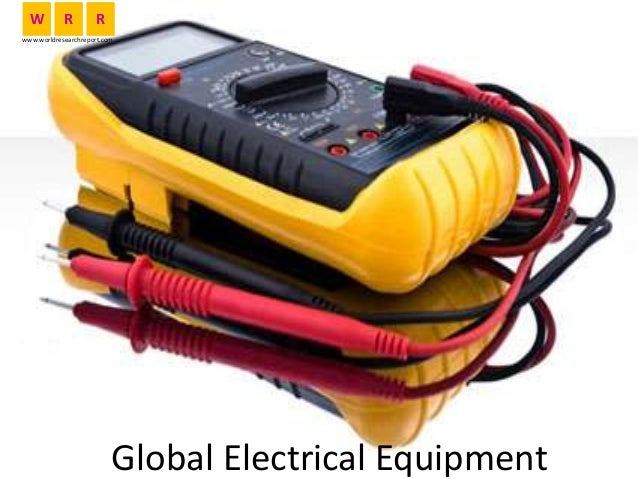 Global Electrical Equipment - Global Strategic Business Report