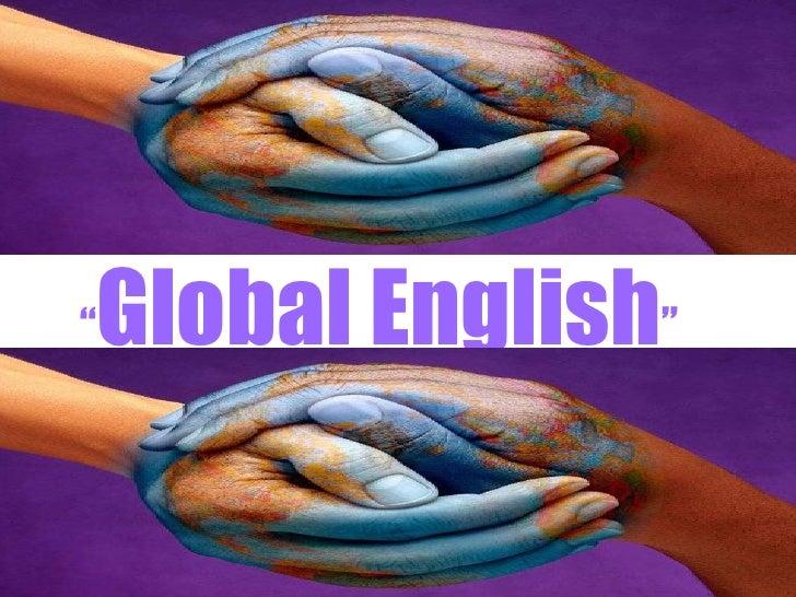 English As A Global Language Essay