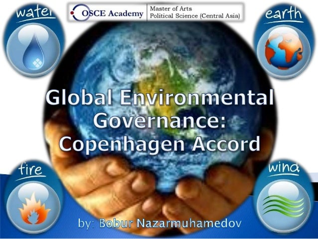 Global Environmental Governance: Copenhagen Accord