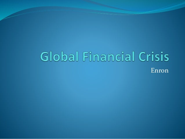 causes of global financial crisis essay Free economic crisis the global financial crisis and its impact 10 introduction in this essay, a brief introduction about the causes and consequences.