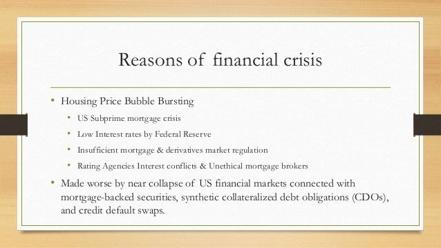 global financial crisis and reversion to protectionism essay Global financial crisis and protectionism • introduction to global financial crisis • factors leading to global financial crisis • world trade in financial crisis.