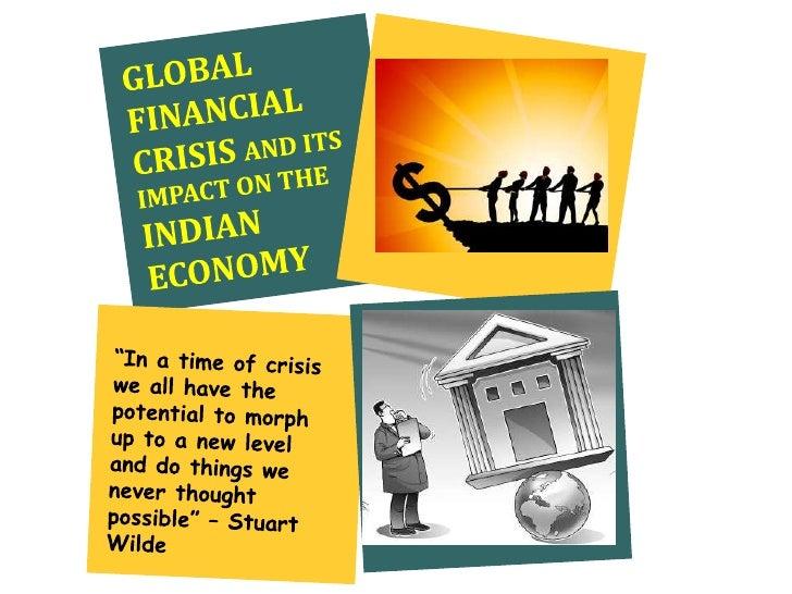 Essay On Financial Crisis