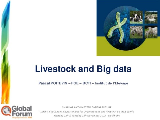 Global forum 2012 pascal poitevin v2