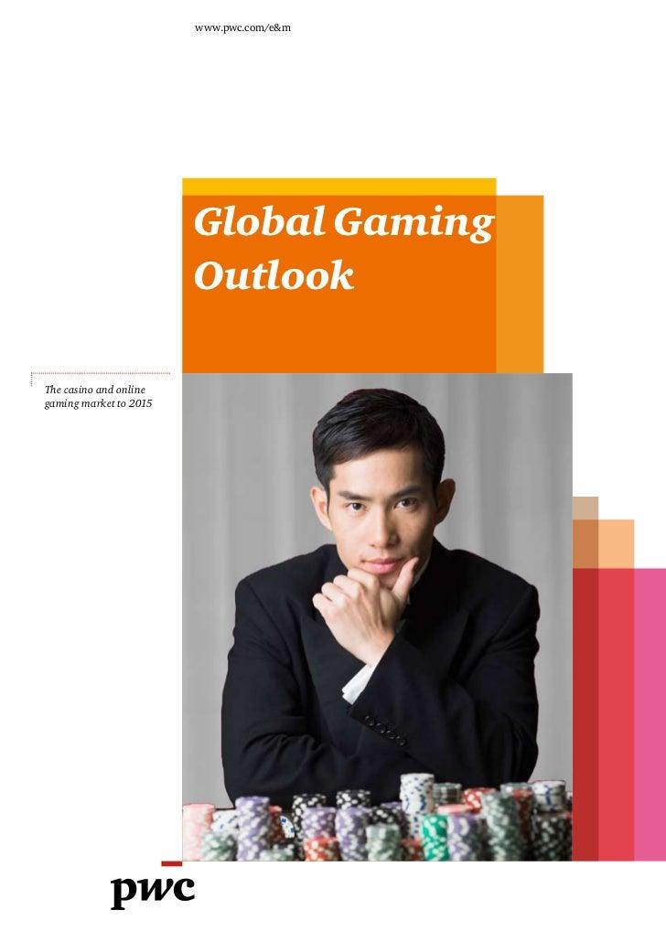 Global gaming outlook