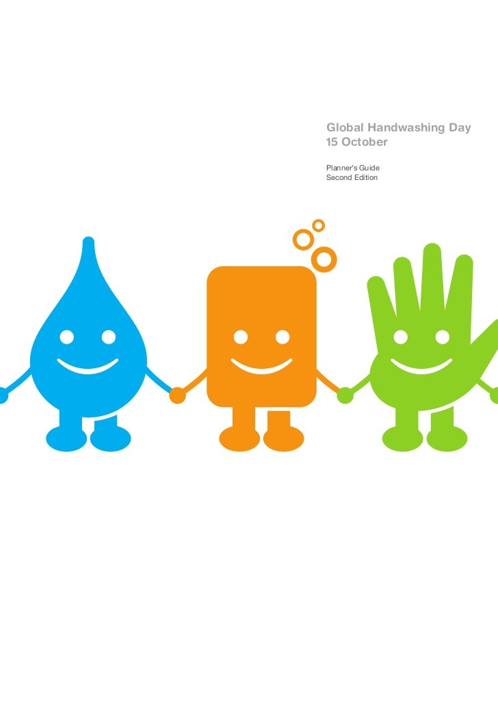 Global Handwashing Day15 OctoberPlanner's GuideSecond Edition